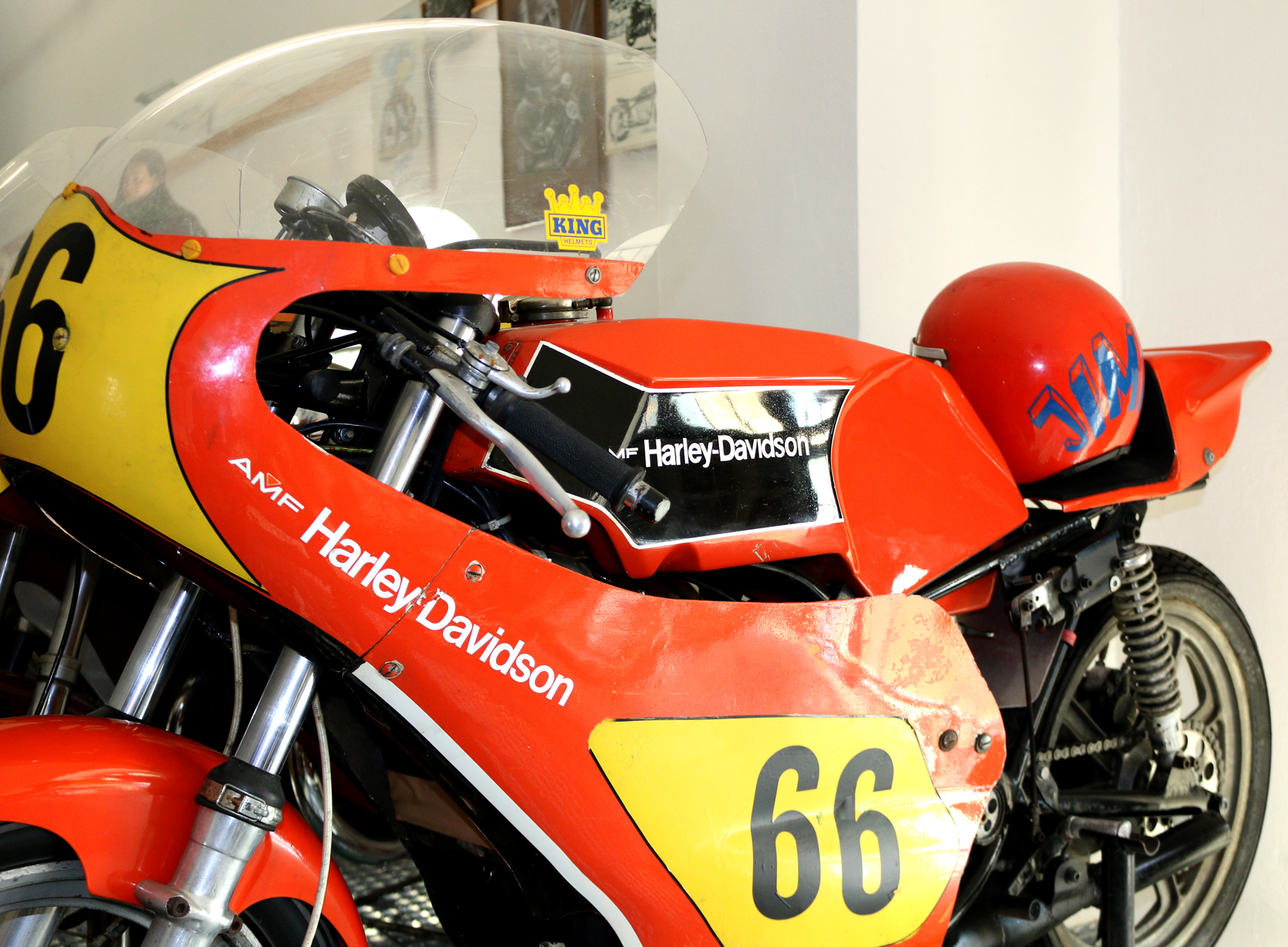 motorradmuseum heinz luthringshauser harley davidson